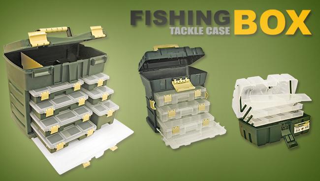 Fishing  Box Energofish