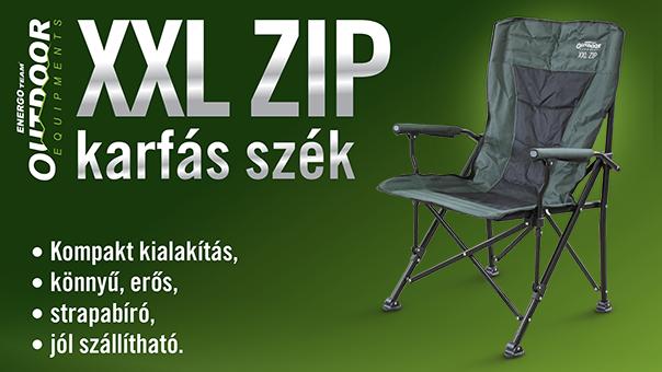 XXL ZIP szék