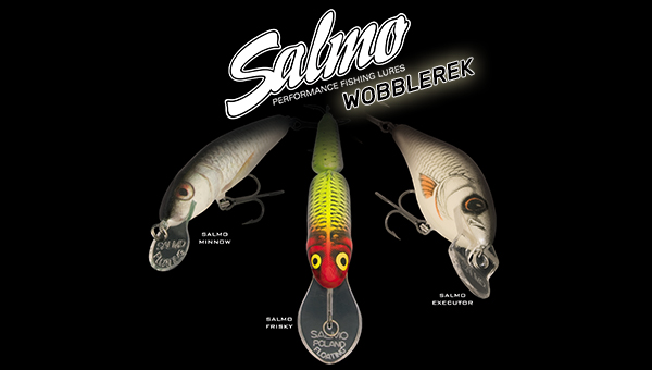 Salmo wobblerek Energofish