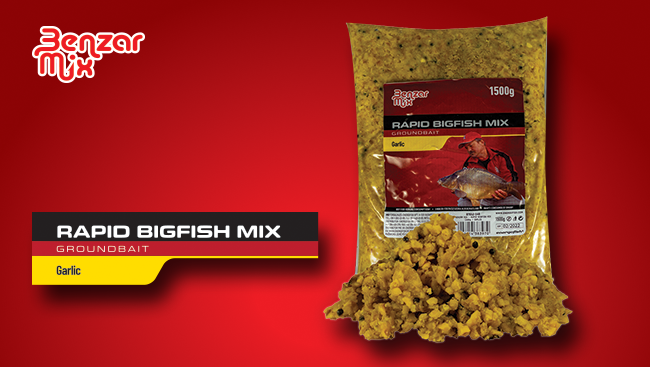 Benzar Rapid Bigfish Mix