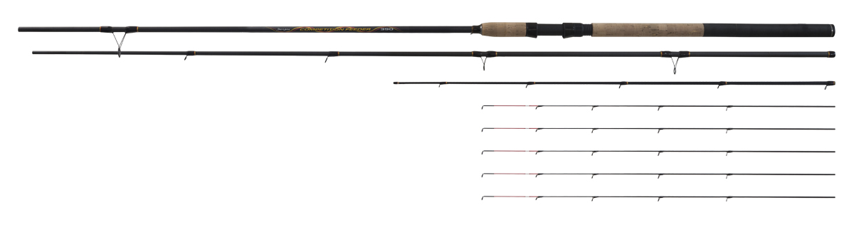 Bot Benzar Competition Feeder 3,30m 3+5sect