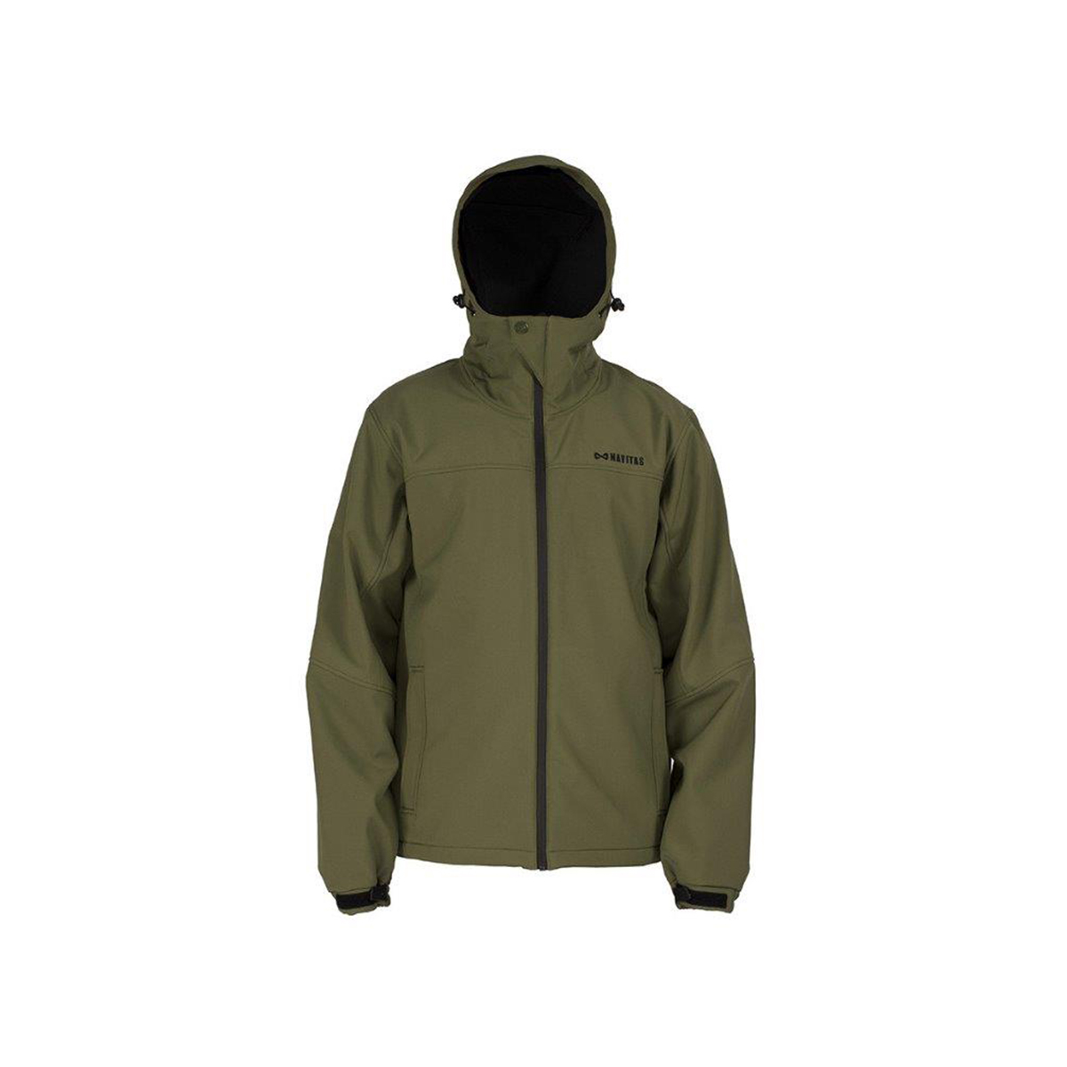 NAVITAS HOODED SOFT SHELL 2.0 GREEN M