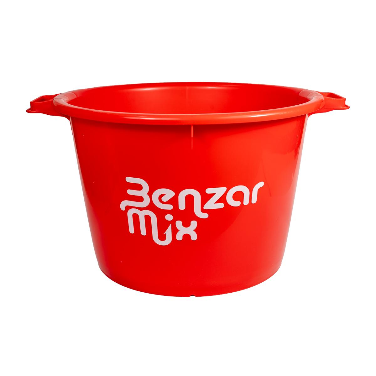 BENZÁR MIX DÉZSA 40L PIROS