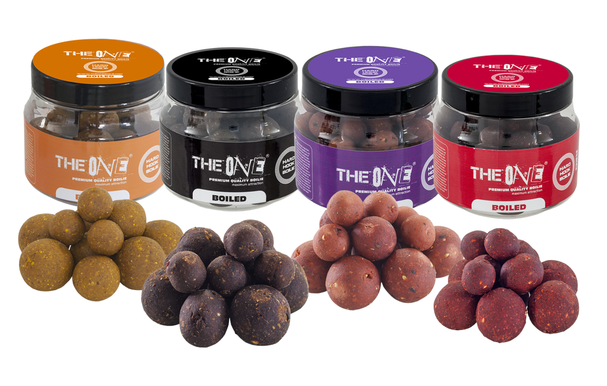 THE ONE RED HOOK BOILIES BOILED 14/18/20MM MIX