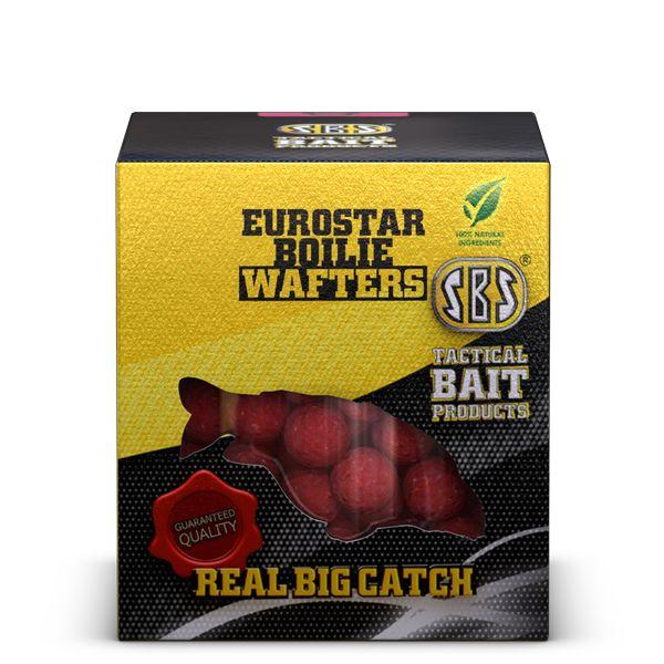 Eurostar Boilie Wafters Garlic 100 gm 16, 18, 20 m
