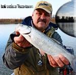 Késő őszi balinozás a Tisza-tavon