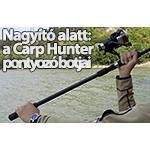 Nagyító alatt: a Carp Hunter pontyozó botjai