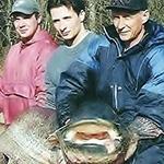 Koós Catfish fonott zsinórok óriáshalakra tervezve