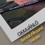 Fókuszban: Benzár Allround Feeder