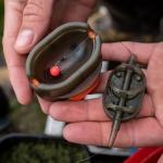 Hideg vízi method horgászat