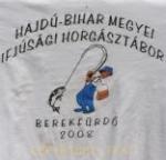 Hajdú-Bihar Megyei Ifjúsági Horgásztábor