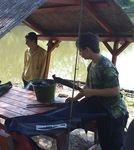 Móri horgásztábor 2009