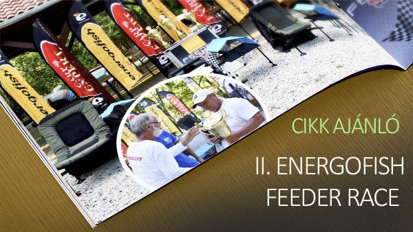 II. Energofish Feeder Race