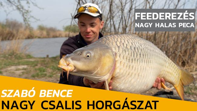 A nagy csali nagy halat jelent?!