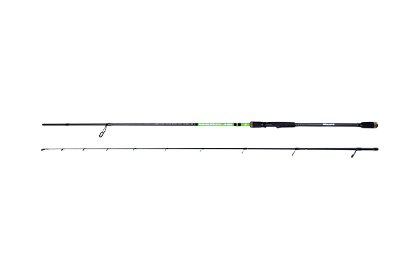 BOT WIZARD SAMURAI-SPIN SA-WZ-210UL-S.IM9, 2,1 M, 0.5-5 G SOLID TIP