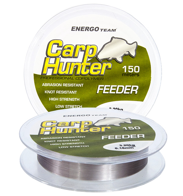 ZSINÓR CARP HUNTER FEEDER 150 M