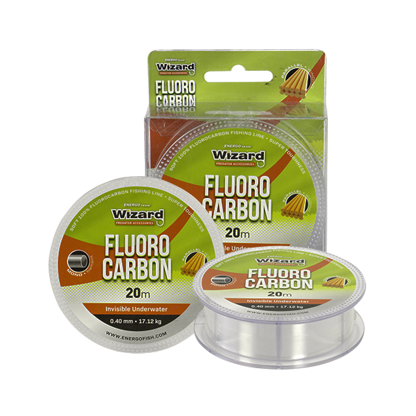 WIZARD FLUOROCARBON TRANSPARENT