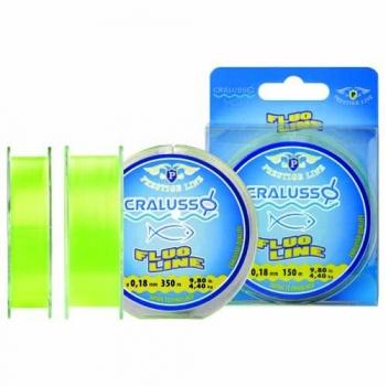 CRALUSSO FLUO SÁRGA PRESTIGE (150M) QSP-VEL 0,2MM