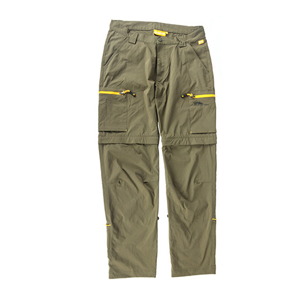 NAVITAS EXPLORER ZIP-OFF TROUSERS GREEN S