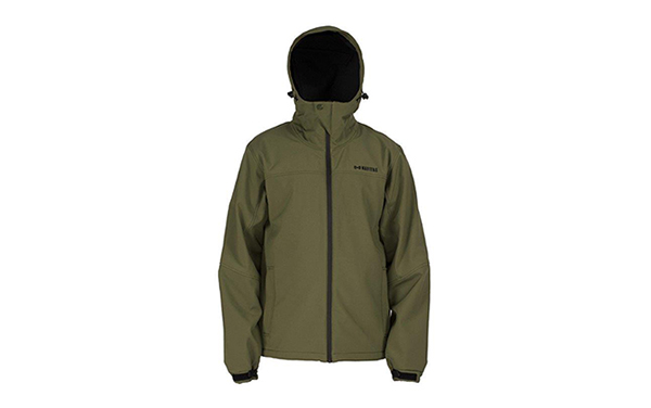 NAVITAS HOODED SOFT SHELL 2.0 GREEN XL