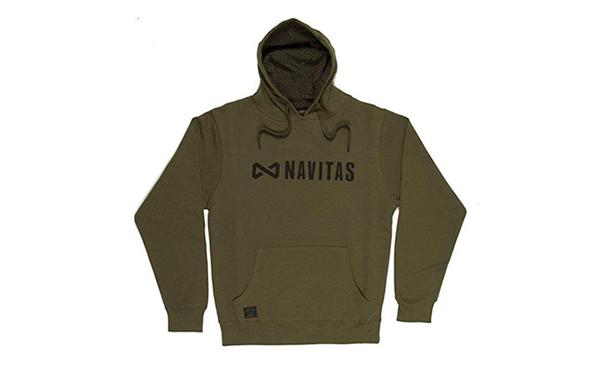 NAVITAS CORE HOODY GREEN M