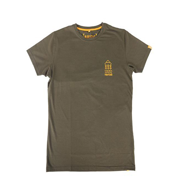 NAVITAS EXPLORER T-SHIRT GREEN S