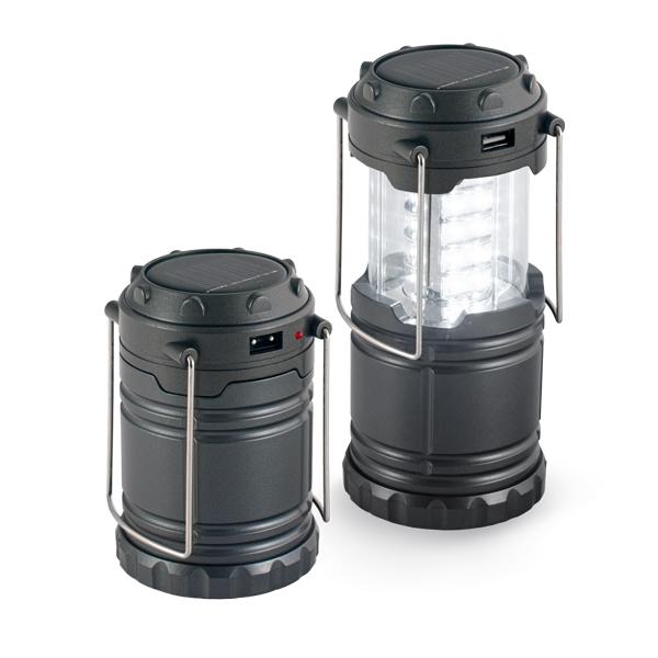 ET Outdoor Solar kemping lámpa