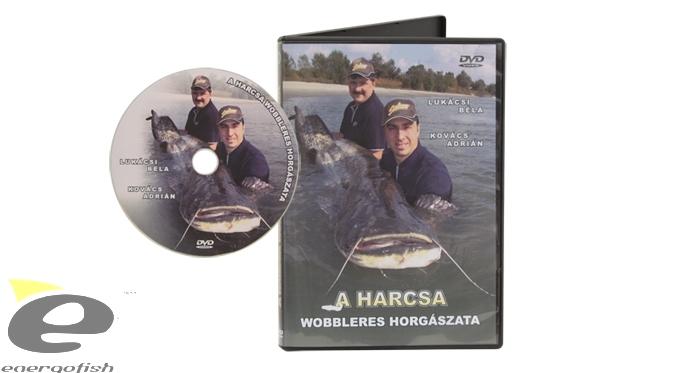 A HARCSA WOBBLERES HORGÁSZATA