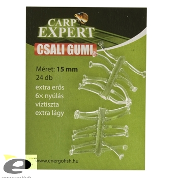 CARP EXPERT Z CSALIGUMI 15MM