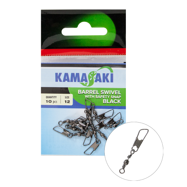 KAMASAKI CSOMAGOS FORGÓKAPOCS SAFETY 16 10DB/CS