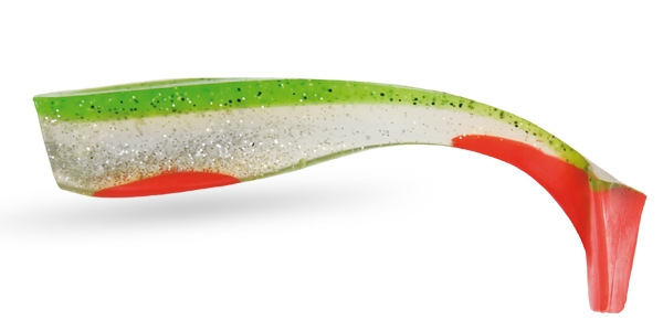 WIZARD ENERGY SHAD 5 PEARL