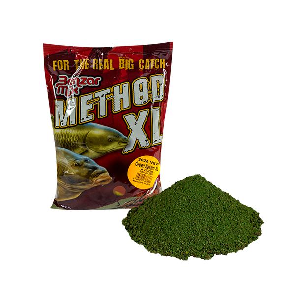 BENZÁR MIX SERIA METHOD XL ETETŐANYAG - 800G