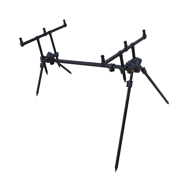 CARPON 3 BOTOS FEKETE SKY ROD POD