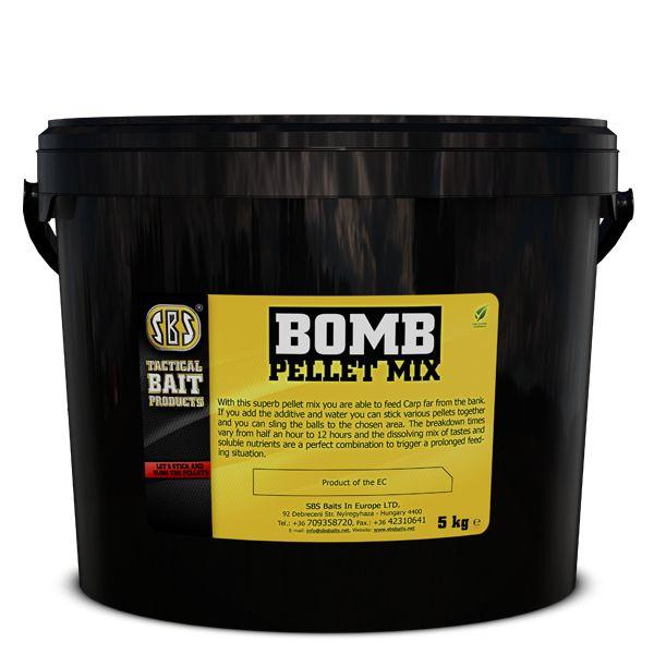 SBS BOMB PELLET MIX M3 5 KG