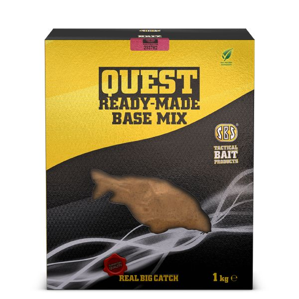 SBS QUEST READY-MADE BASE MIX ACE LOBWORM 1 KG