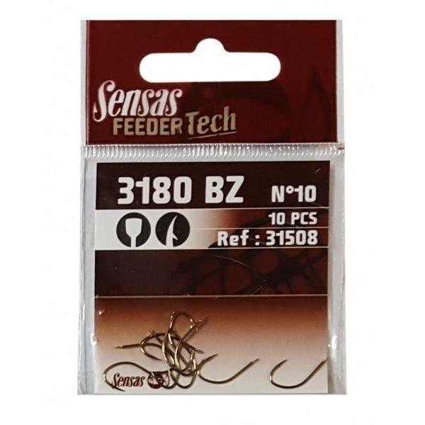 SENSAS FEEDER TECH 3180 HOROG - 10 DB/CSOMAG