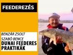 Dunai feederes praktikák